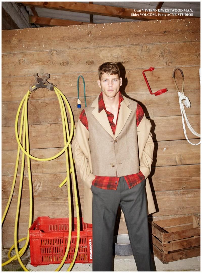www.pegasebuzz.com | Marin Barba by Simon for Toh Magazine #19