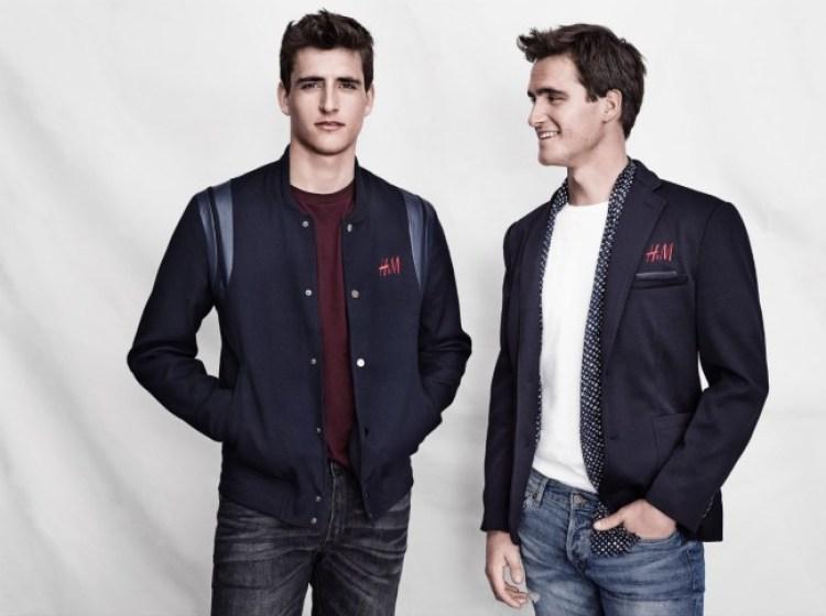 www.pegasebuzz.com | Nicola et Olivier Philippaerts pour H&M