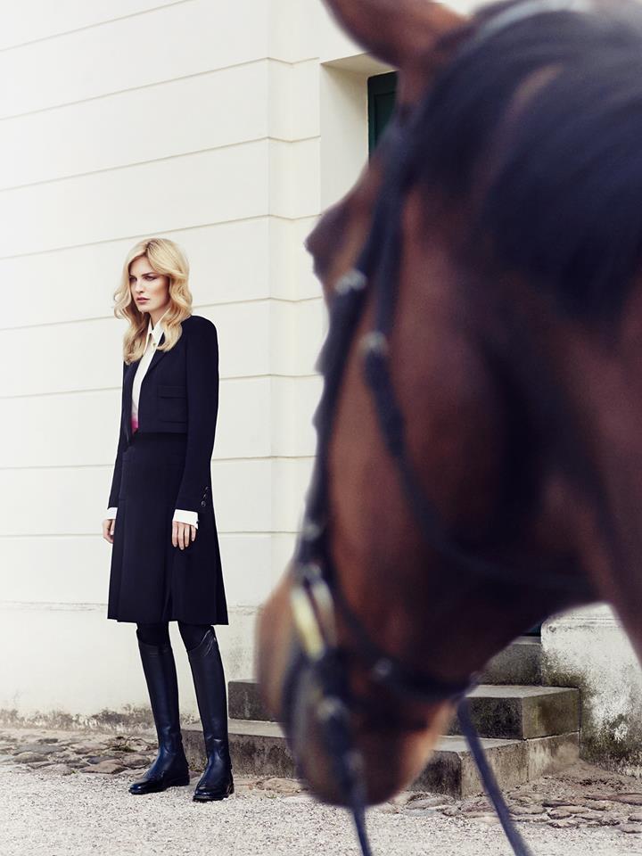 www.pegasebuzz.com | Jenna Judd by Maren Schabhüser for Equistyle, fall 2015