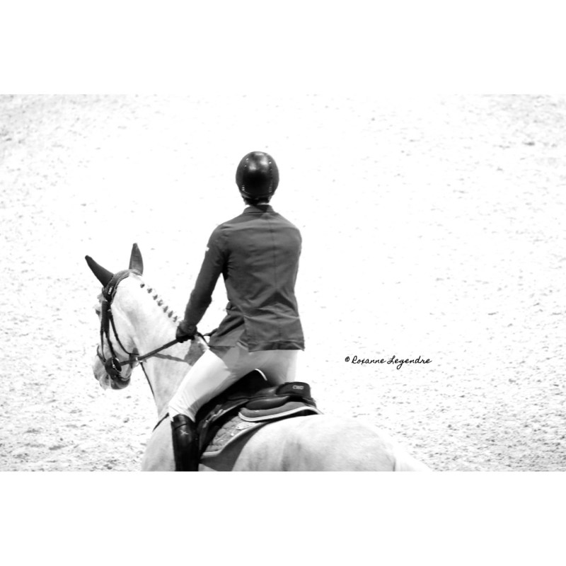 www.pegasebuzz.com | Jumping International de Bordeaux, Kevin Staut et Silvana HDC - Photographe : Roxanne Legendre