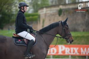 www.pegasebuzz.com | Guillaume Canet en Cavalleria Toscana & Meyer Selles, Mâcon - Photo : Eloïse Durand, Infojumping