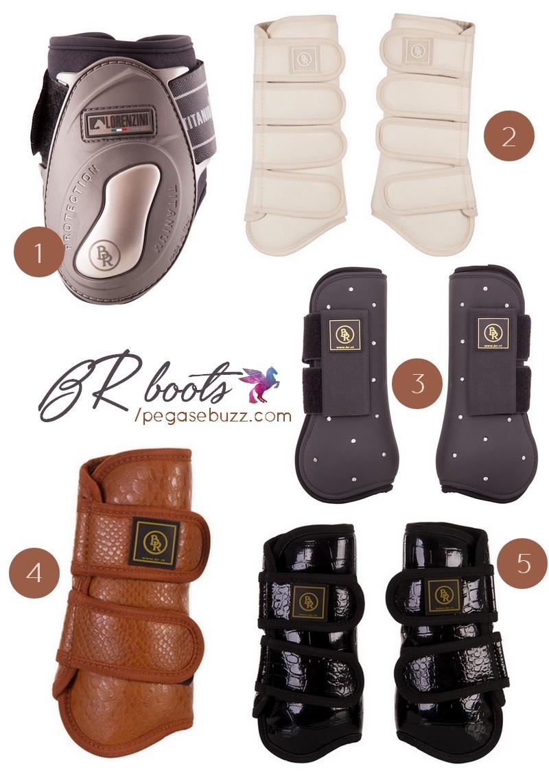 www.pegasebuzz.com | Equestrian Fashion : Leg Boots - Br Riding Equipment
