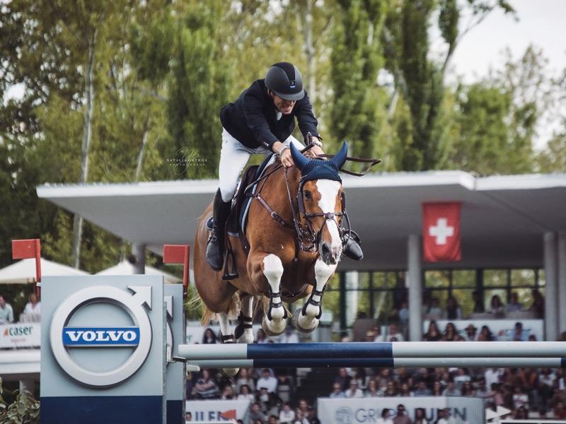www.pegasebuzz.com | Equestrian photography : Natalia Ortega for PegaseBuzz App at LGCT Madrid 2018