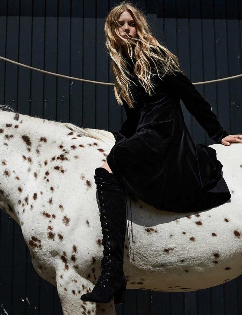 www.pegasebuzz.com | Tes Linnenkoper by Katelijne Verbruggen for Marie-Claire Netherlands, october 2018