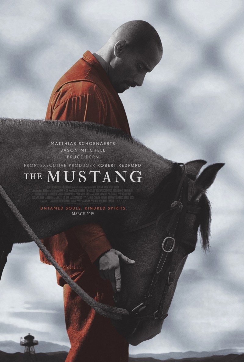 www.pegasebuzz.com | The Mustang, movie by Robert Redford.
