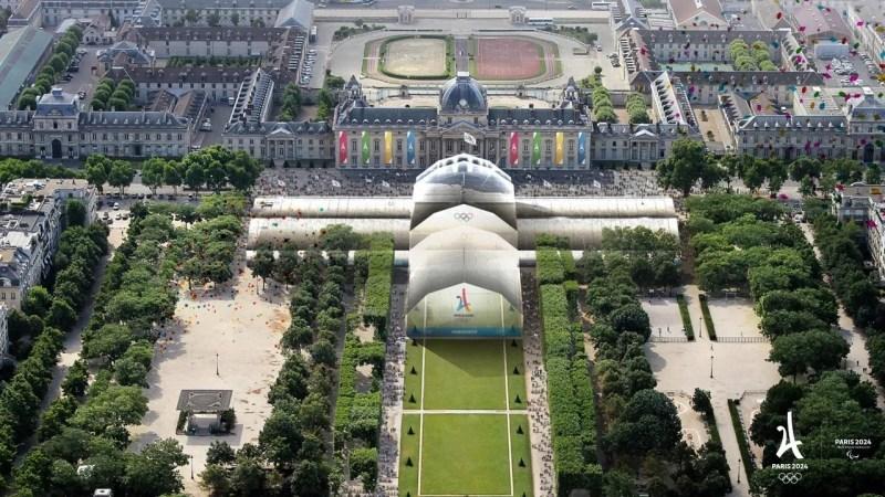 www.pegasebuzz.com | Le Saut Hermès au Grand Palais Ephémère ?