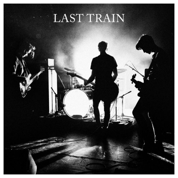 "Pochette Album de Last Train ""The Holy Family"""