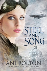 Steel and Song by Ani Bolton