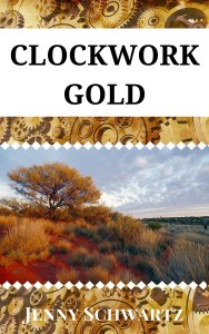 Clockwork Gold by Jenny Schwartz