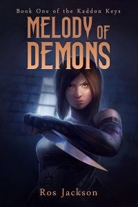 Melody of Demons by Ros Jackson