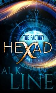 Hexad: The Factory by Al K. Line