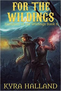 For the Wildings by Kyra Halland