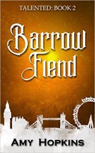 Barrow Fiend by Amy Hopkins