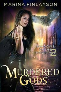 Murdered Gods by Marina Finlayson