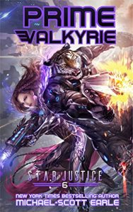 Prime Valkyrie by Michael Scott Earle