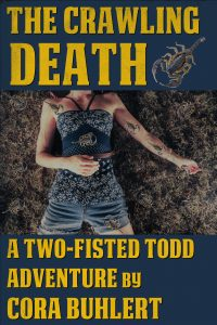 The Crawling Death by Cora Buhlert
