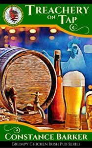 Treachery on Tap by Constance Barker