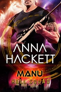 M;anu by Anna Hackett