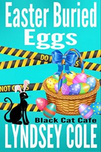 Easter Buried Eggs by Lyndsey Cole