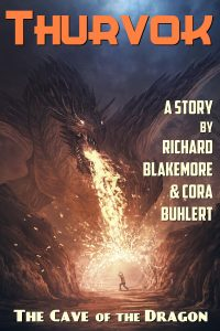 The Cave of the Dragon by Richard Blakemore and Cora Buhlert