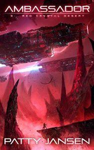 Red Crystal Desert by Patty Jansen