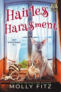 Hairless Harassment by Molly Fitz