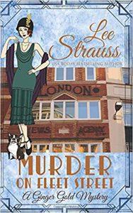 Murder on Fleet Street by Lee Strauss