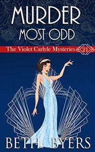 Murder Most Odd by Beth Byers