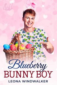 Blueberry Bunny Boy by Leona Windwalker