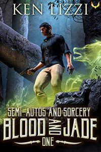 Blood and Jade by Ken Lizzi