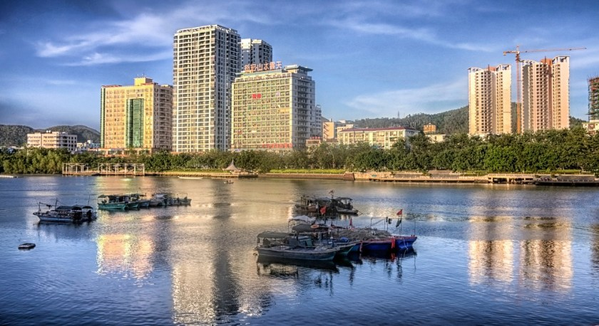 Hainan Port franc Brèves patrimoniales