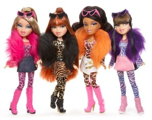 Bratz toy prize pack
