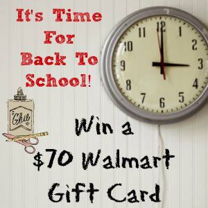 School Supply Shopping Made Easy {Giveaway}