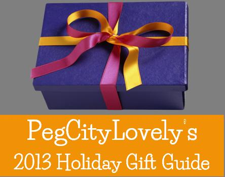 Holiday Gift Guide PegCityLovely