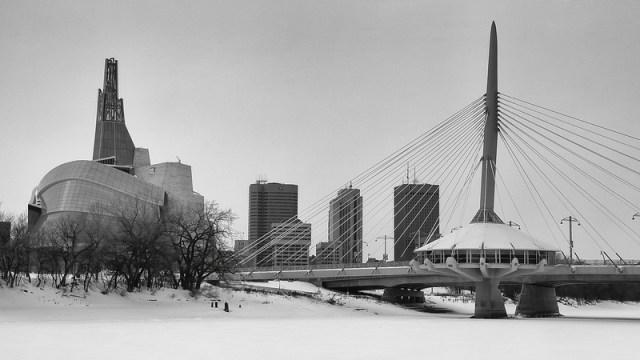 A Couples Getaway in Downtown #Winnipeg