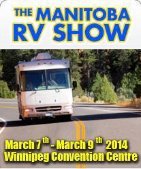Manitoba RV Show #Winnipeg
