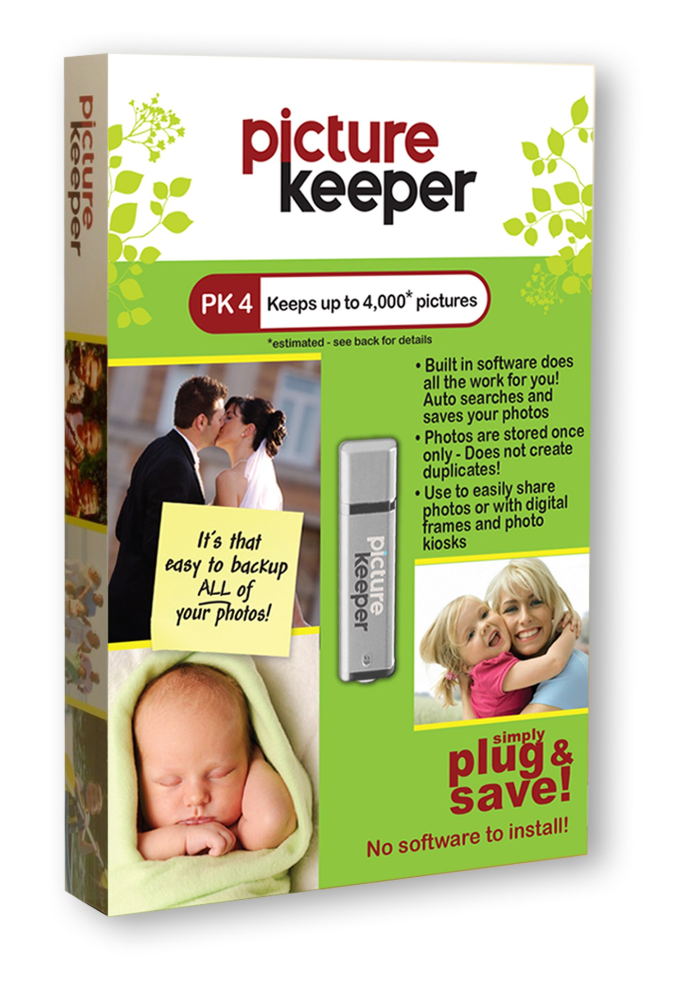 Safely Backup Your Photos with #PictureKeeper #Giveaway