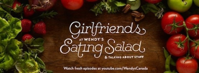 Catch Up With Your Besties With #Wendys #NewSaladCollection