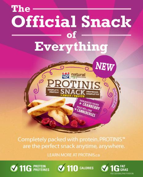 #protinis snacks