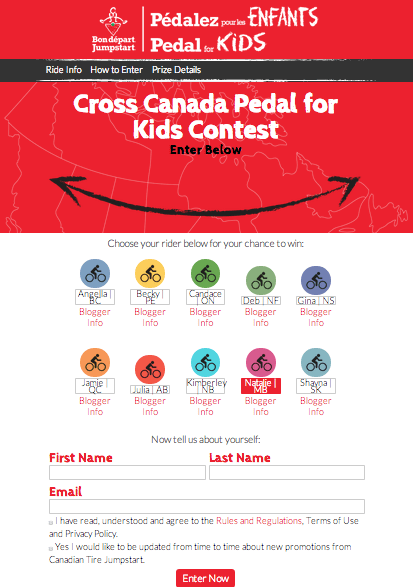 Jumpstart the School Year with Pedals for Kids #JSPedal2014