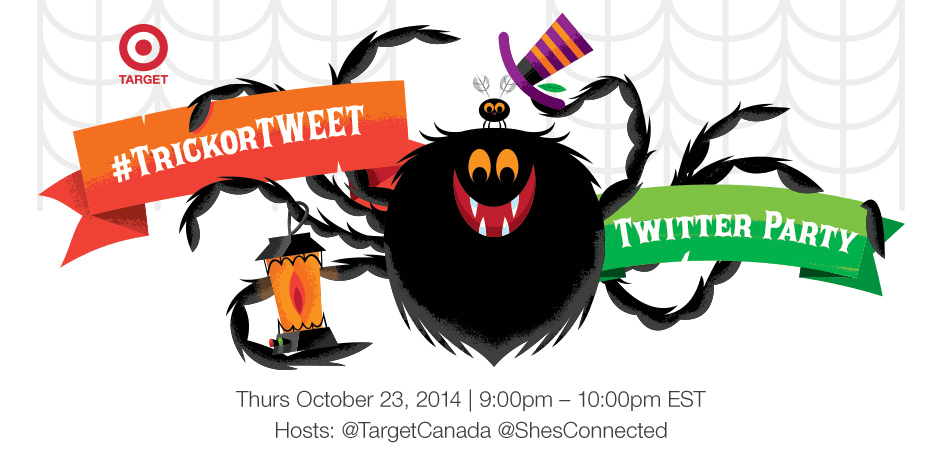 I'm #ThankFall for the #TargetTrickOrTweet Twitter Party
