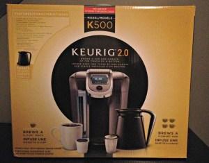 Hot Beverage Indulgence #Keurig2point0hoho #PCLGiftGuide14