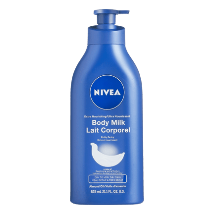 Nivea Extra Nourishing Body Milk
