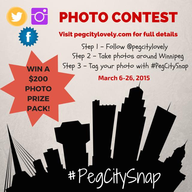 #PegCitySnap Photo Contest