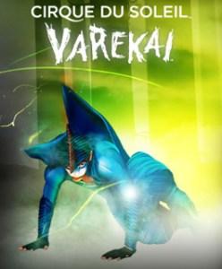 Cirque Du Soleil Varekai #Win 2 Tickets #Winnipeg