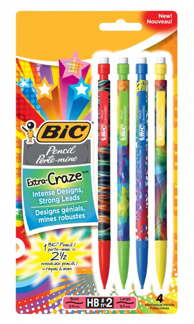 BIC Extra-Craze Mechanical Pencil