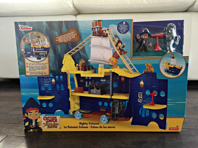 DisneyJRPirateSet