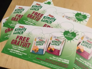 Schneiders Simply Lunch Offers A Healthy Option For Kids #giveaway