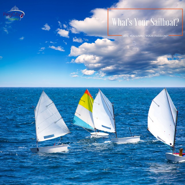 What's Your Sailboat? #LiveYourPassion #Podcast
