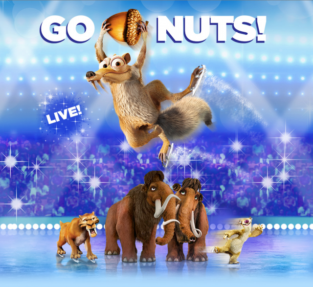 Win a Family Pack to #IceAgeOnIce in #Winnipeg